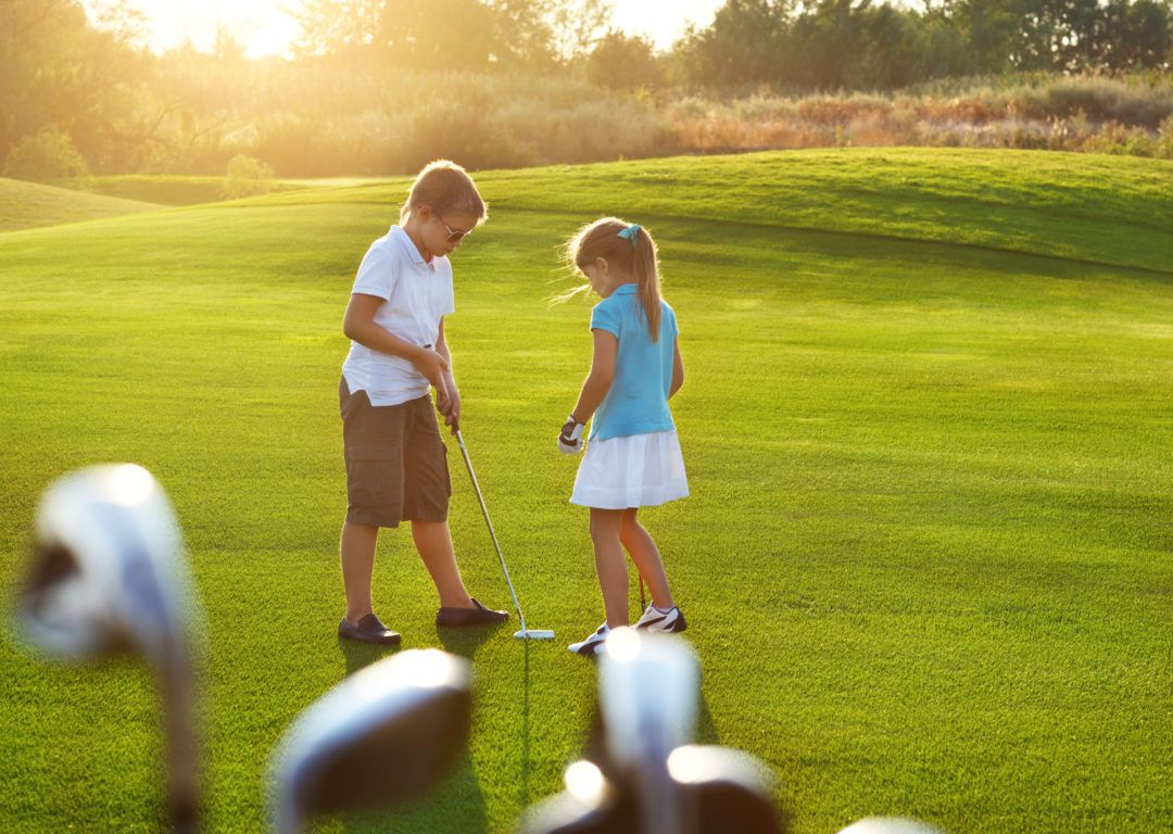 Free golf for youth under 16 across canada with take a kid