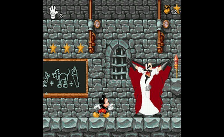 Play Mickey Mania - The Timeless Adventures of Mickey Mouse