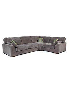 Cooper 3 and 1 corner sofa