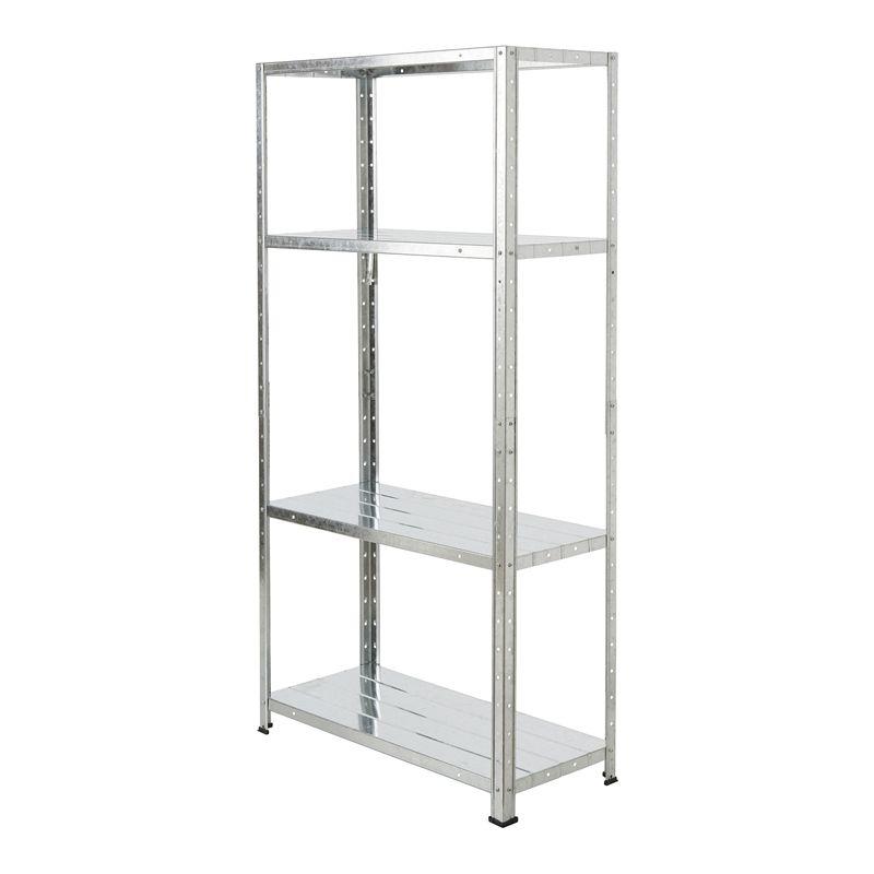 Handy Storage 4 Shelf Storage Unit I/N 2582522   Bunnings Warehouse
