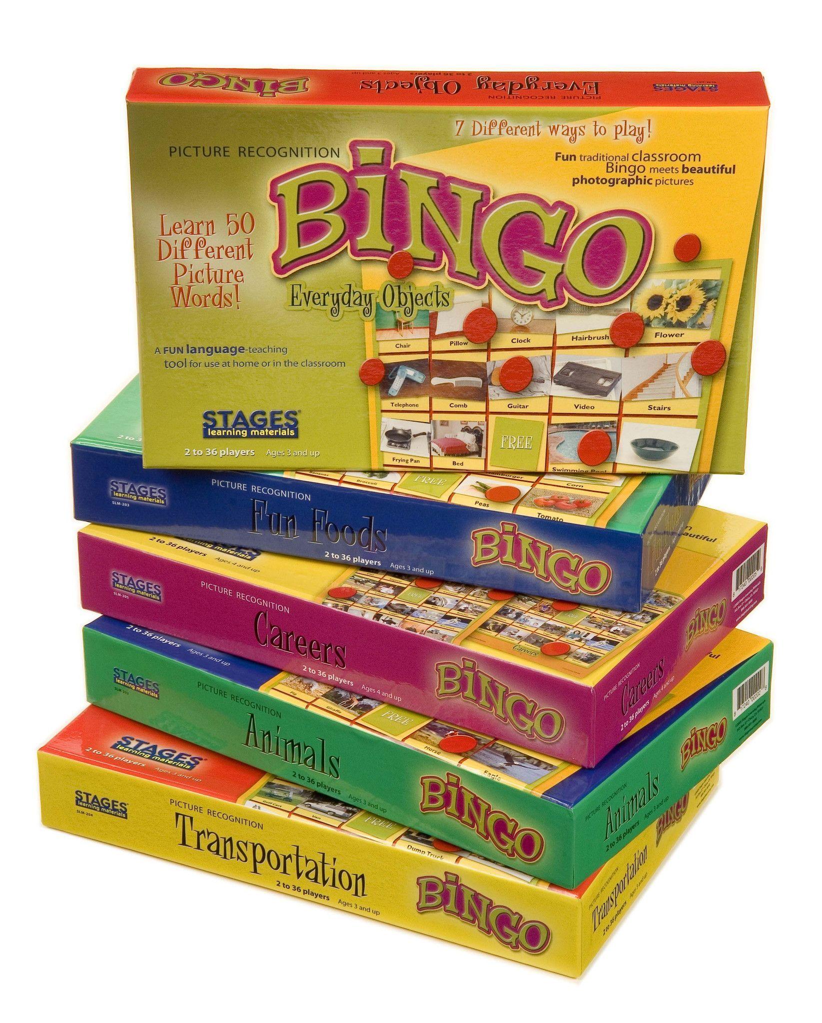 11++ Various types of bingo games ideas in 2021