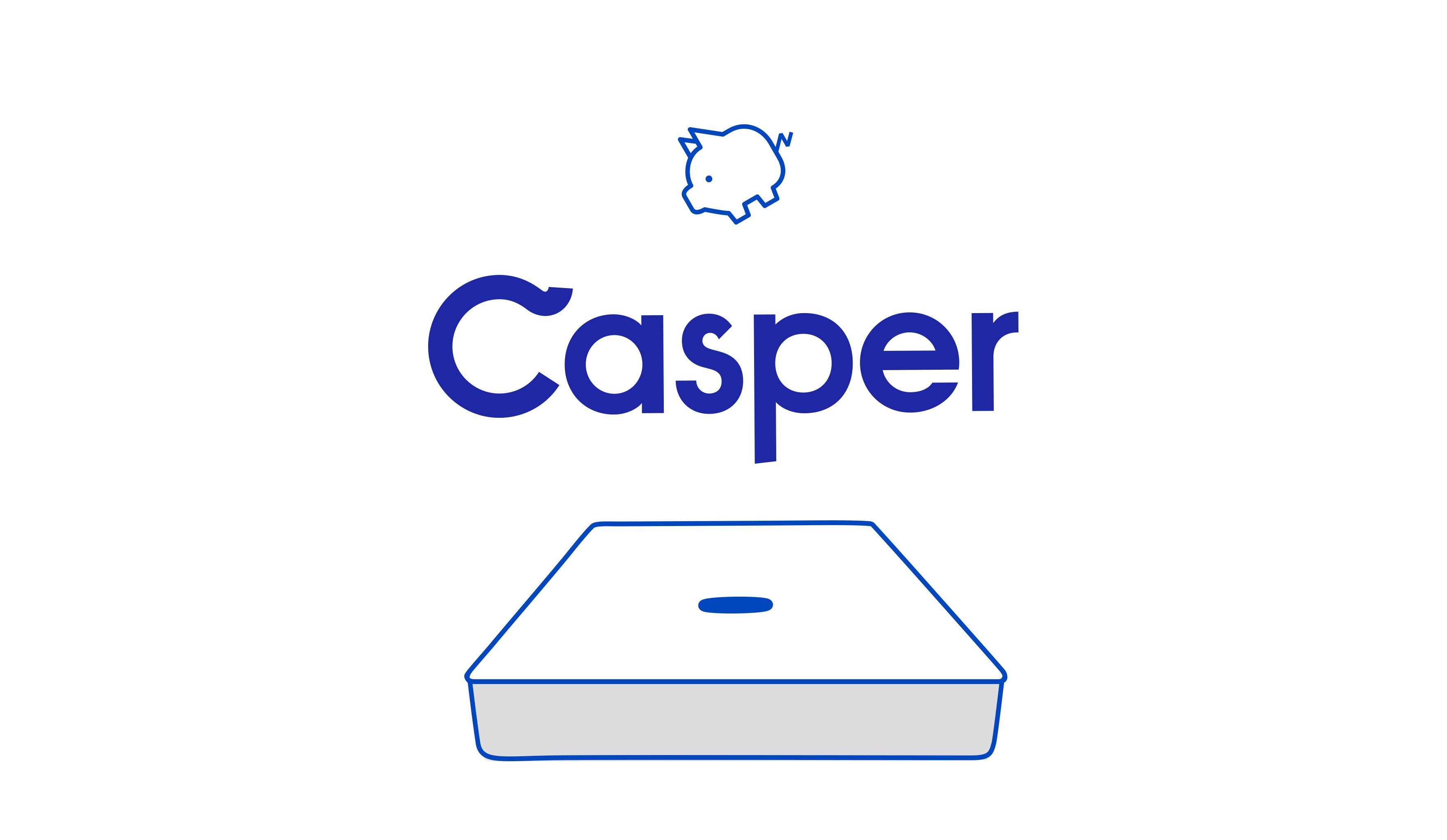 Casper mattress logo
