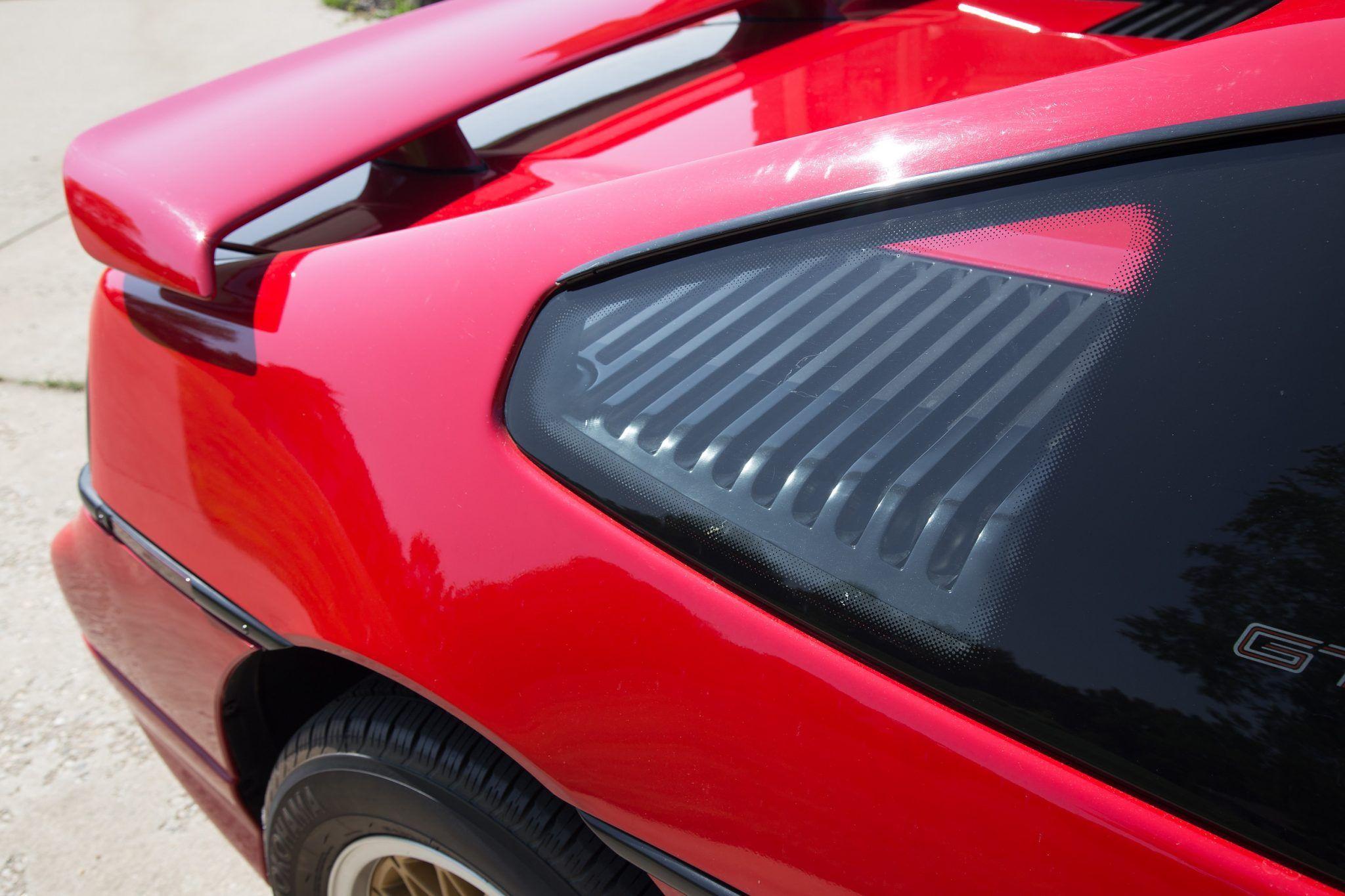 1988 Pontiac Fiero GT 5Speed in 2020 Pontiac fiero gt