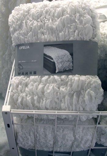 Ofelia Rouched Throw From Ikea Ikea Blankets Ikea Ikea Apartments