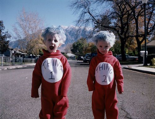 The kids are alright {Halloween} Kids Pinterest Kid, The o - dr seuss halloween costume ideas