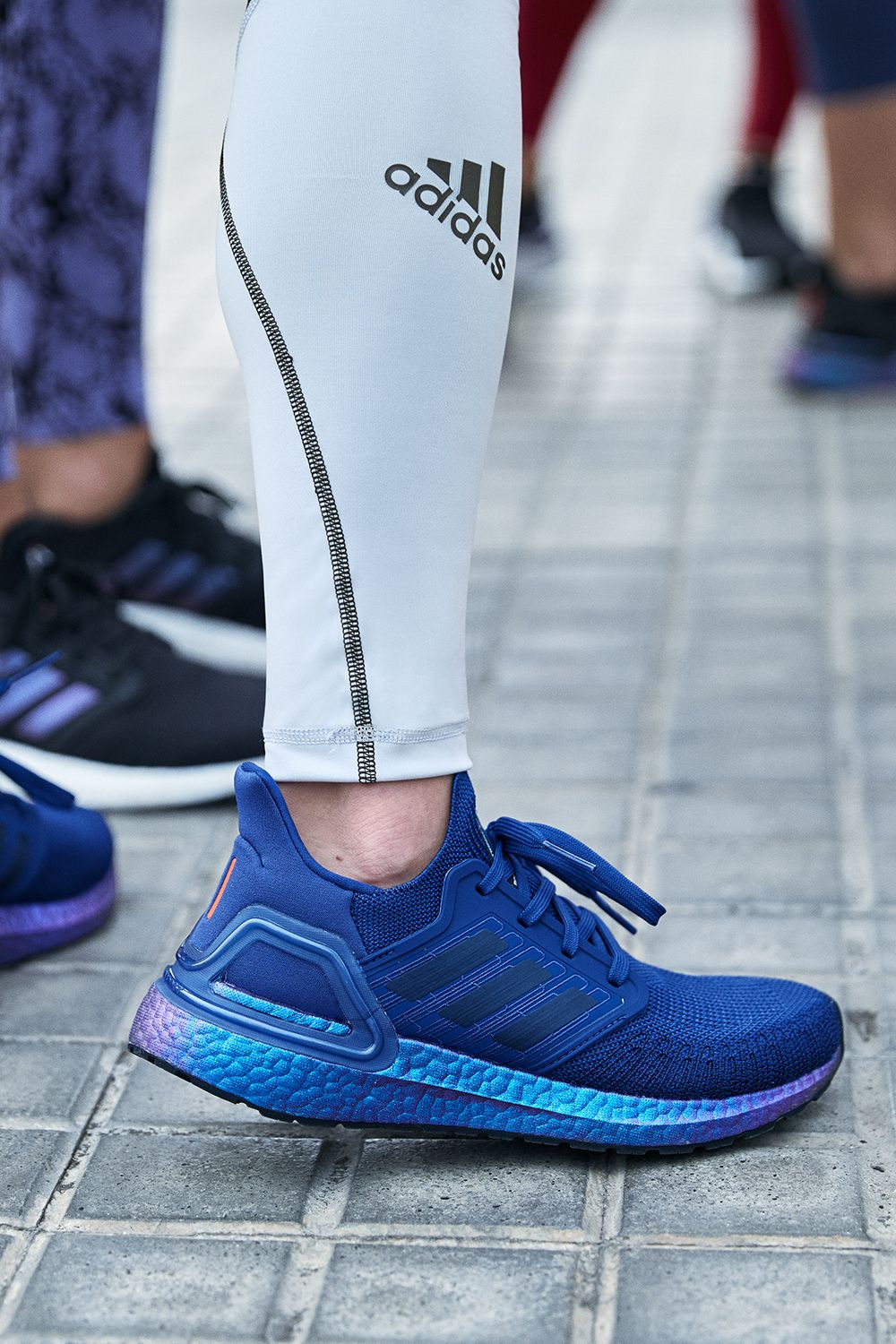Ultraboost 20 Shoes in 2020 Adidas ultra boost, Blue