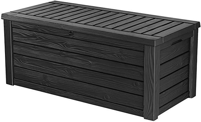 outdoor storage bench outdoor deck box