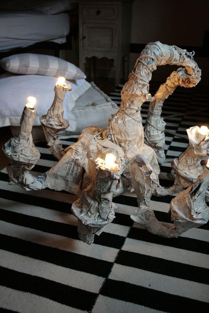 La Rana che Salta lampade da #terra #light #art #design #interiordesign