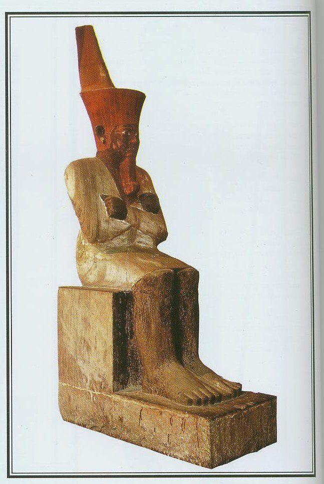 Древний египет чем отличается боги от людей5 класс