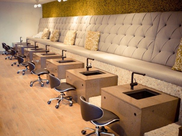Teres Scottsdale Grand Opening Cheap Chic Nail Salon Salon Suites Decor Salon Interior Design Nail Salon Decor