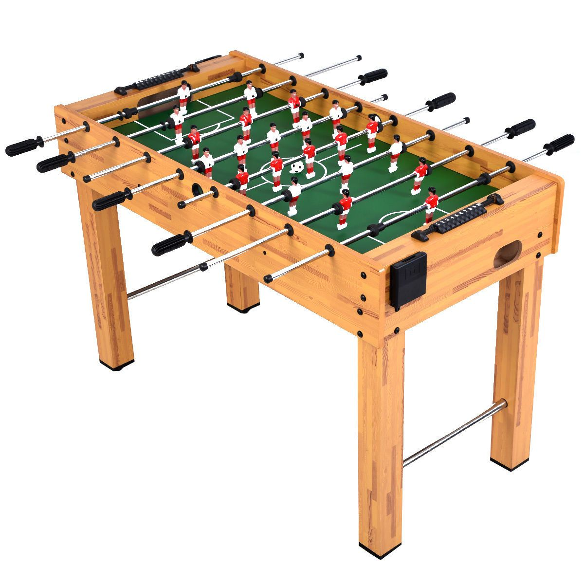Foosball Soccer Table 48 Competition Sized Arcade Game Room Hockey Family Sport Sport