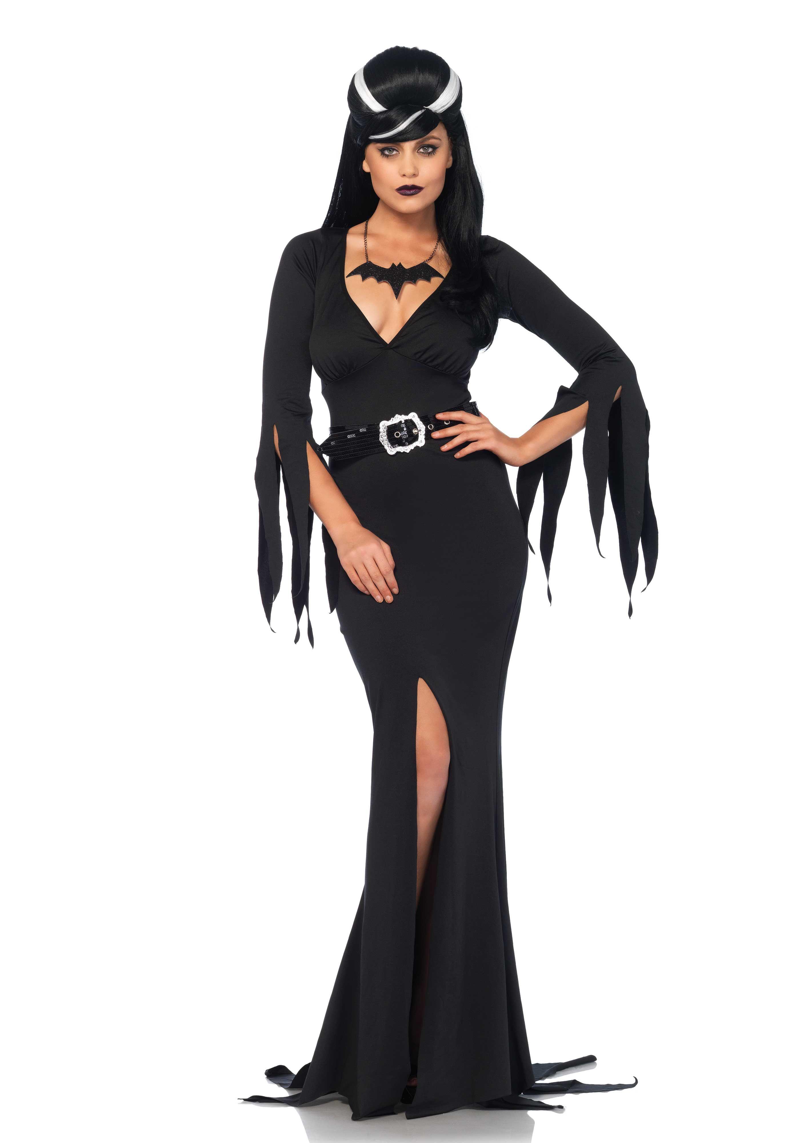 Leg Avenue 85571 Immortal Mistress Costume Dress Up #Morticia ...