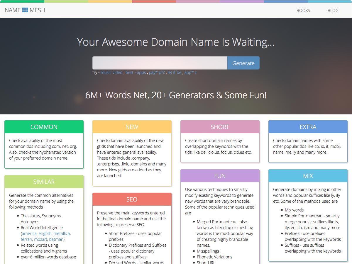 pro ns company name generator zatm jsem nanic dobrho nenarazila ale treba se - Web Design Company Name Ideas