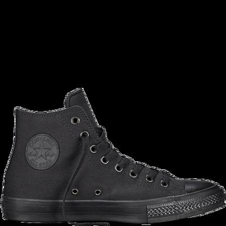 f76f9f835a8 Converse - Chuck Taylor All Star II Monochrome - Black - Hi Top ...