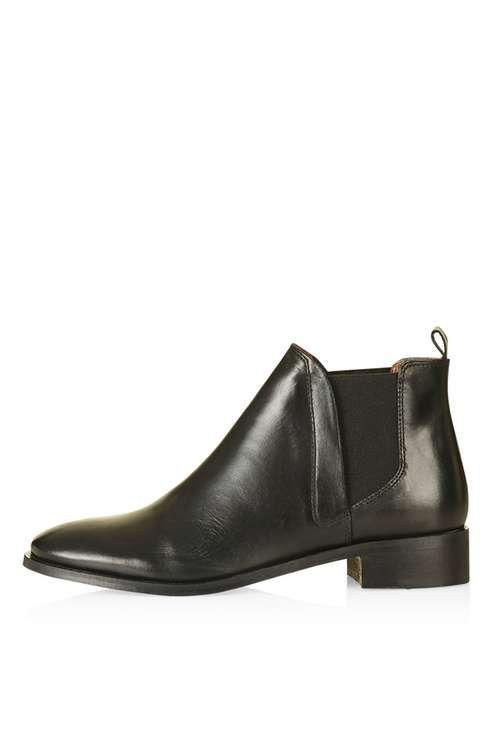 Kaiser Chelsea Boots   Black chelsea