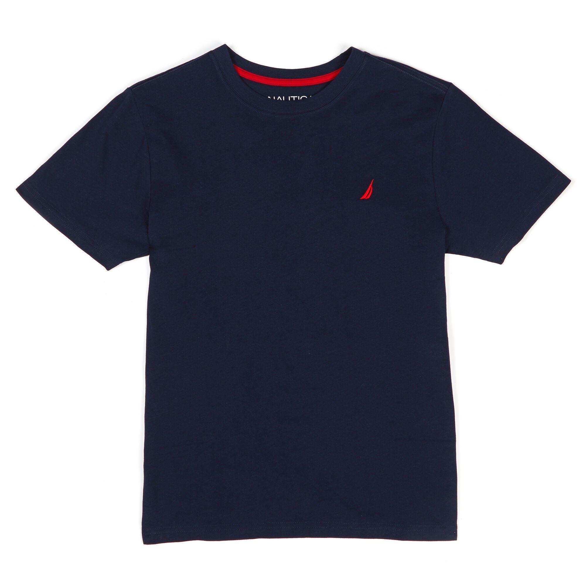 Nautica Boys/' Coast Crewneck T-Shirt 8-20