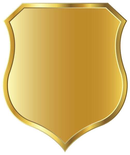 Golden Badge Template PNG Clipart Image | BADGES, BANNERS ...