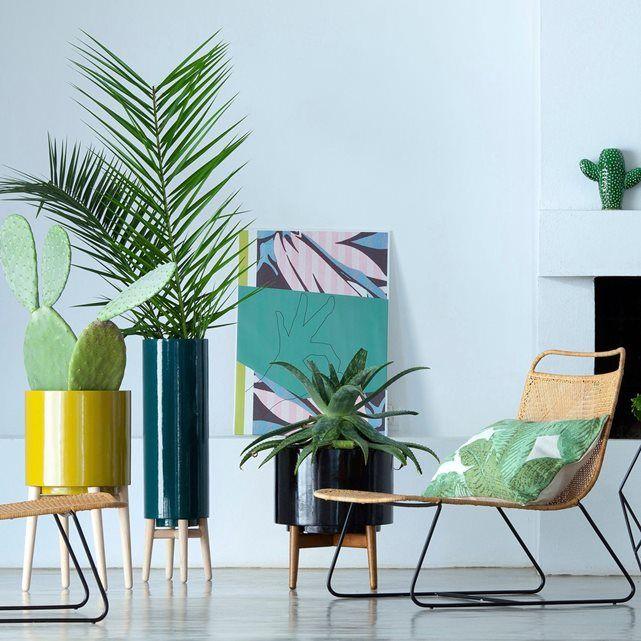 cache pot h42 cm florian sellette pots en c ramique et le cache. Black Bedroom Furniture Sets. Home Design Ideas