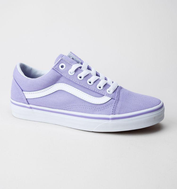 f93e51c03480 Vans Old Skool - VN0A38G1MMD Trainers Lavender-True White