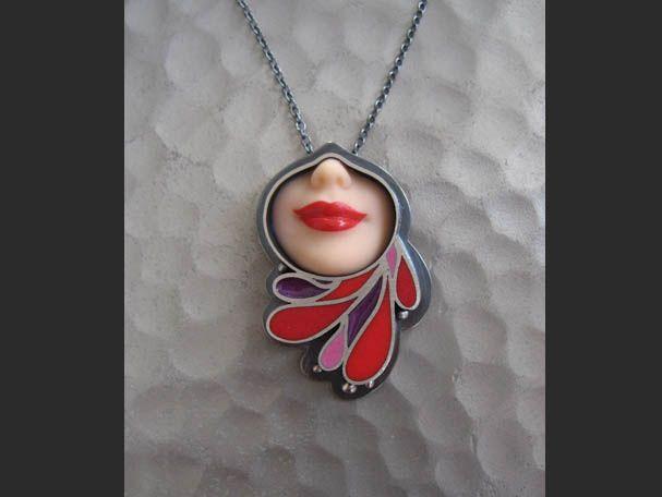 Wonderful jewelry with Barbie doll parts | Beads Magic