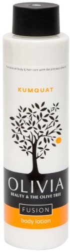 Olivia Papoutsanis Fusion Body Lotion with Kumquat & Greek Olive Oil , 300ml by Olivia, http://www.amazon.co.uk/dp/B00GZYPX16/ref=cm_sw_r_pi_dp_o8Xatb1YWT8R2