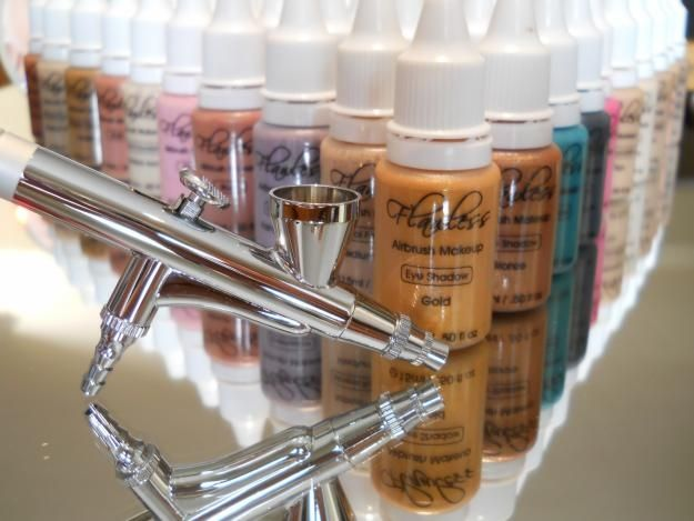 airbrush make-up supplies | Manufactra of flawless airbrush makeup kits South africa for Sale in .