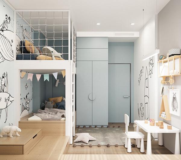 UP Apartment in LVIV Dezign Ark (Beta) in 2020