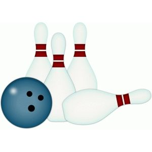 Silhouette Design Store Bowling Pins And Ball Pnc Bowling Pins Silhouette Design Design Store