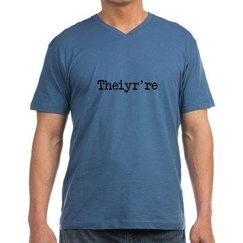 Men's V-Neck T-Shirt for