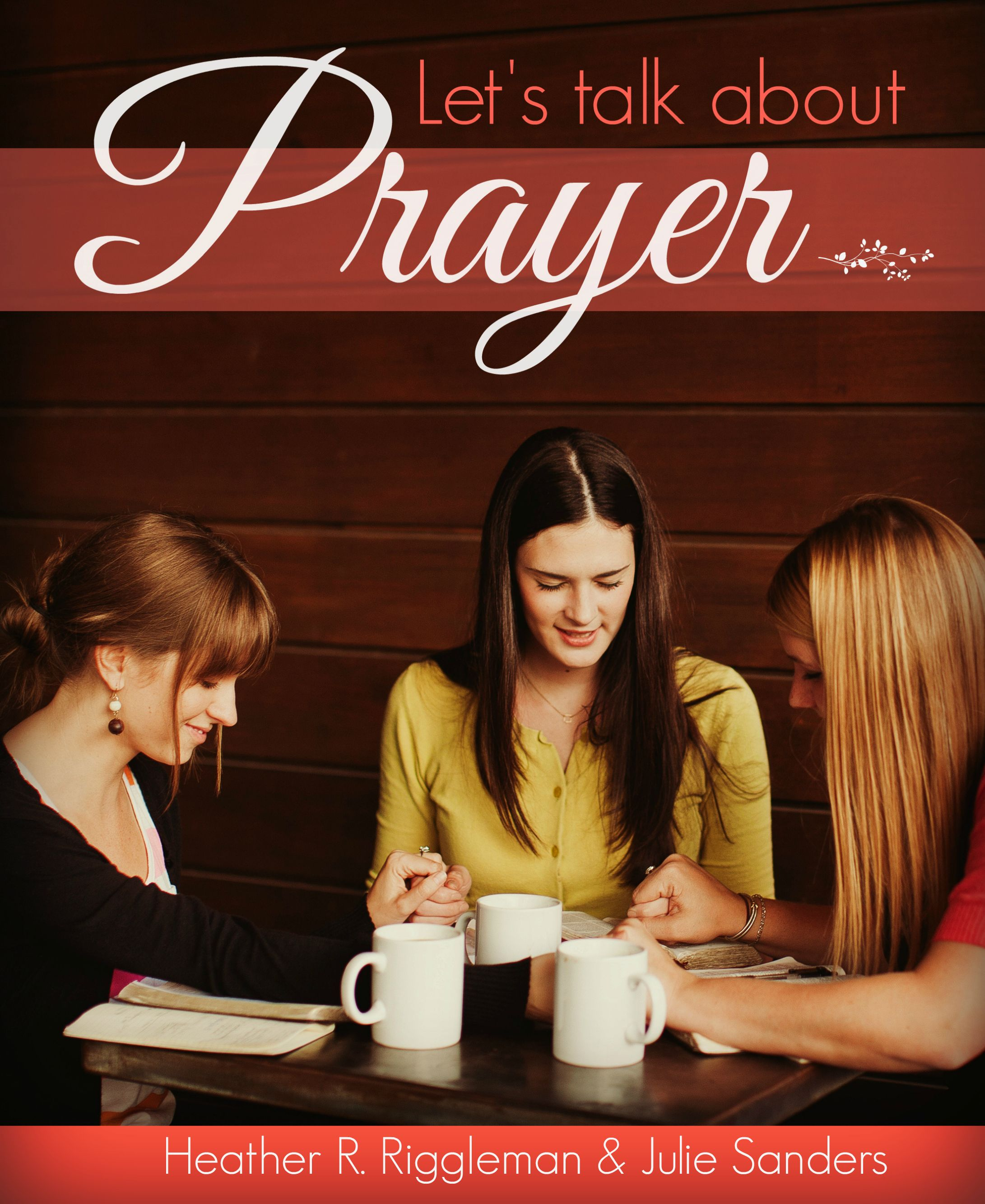 Listen in on a conversation between a 30 something & a 40 something mom as they talk about how to pray. Be empowered to pray for your family, have a simple plan for when you're busy or overwhelmed, and know how to pray scripture. Free printables included. Lets Talk about Prayer! www.juliesanders.org @heatherrigg