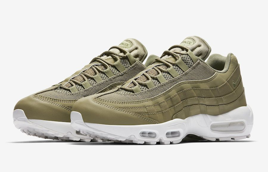 Discount Nike Air Max 95 Essential Trooper Running Shoes for Men Online