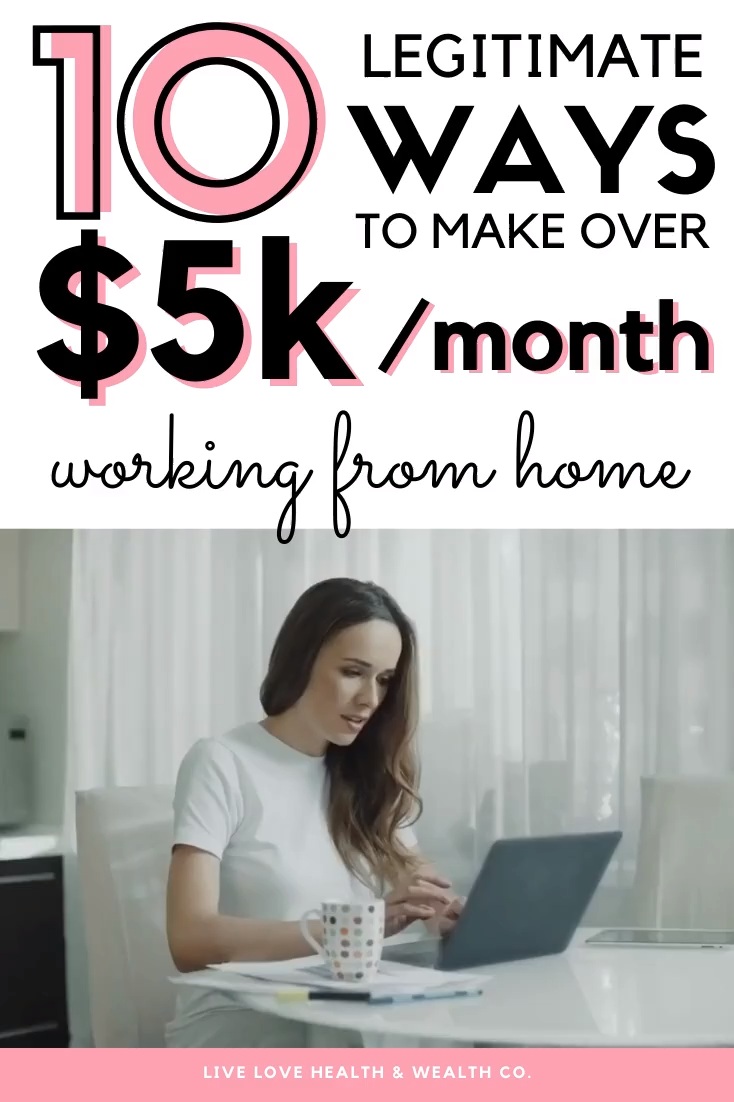 How to Make Money Online with Nothing! Work From H
