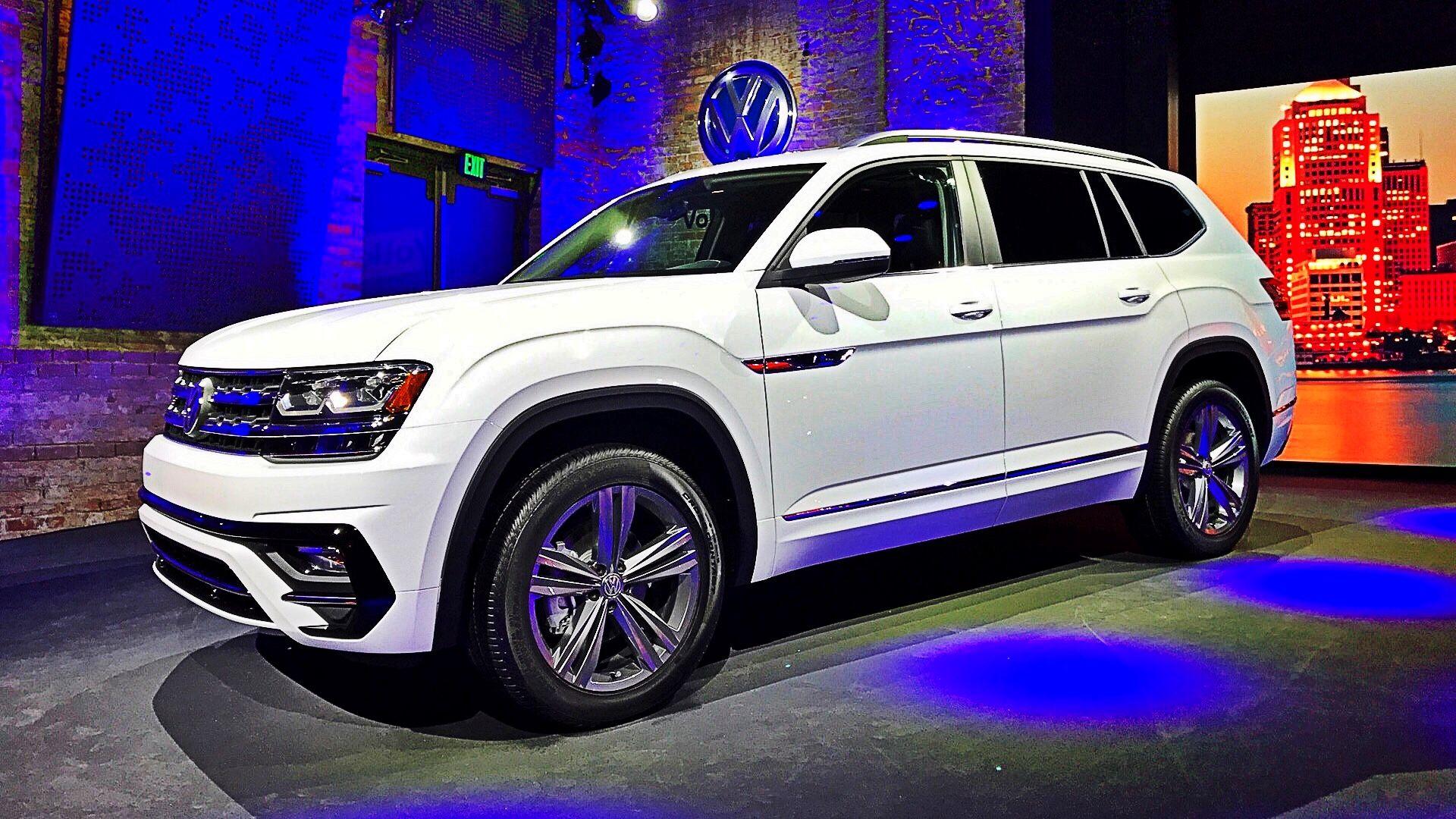 VW Atlas Volkswagen, New cars, New suv