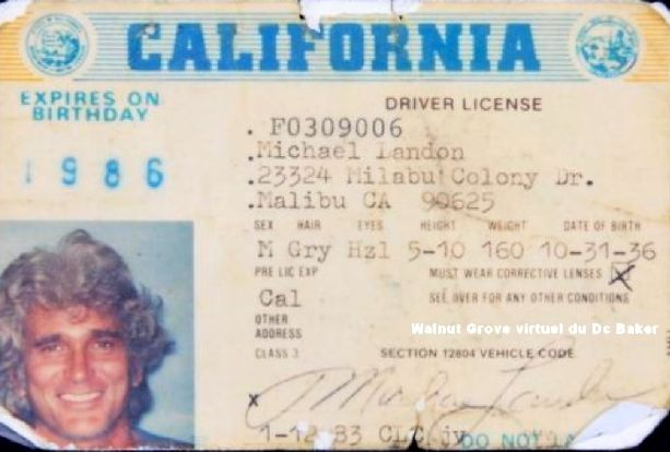 Walnut grove drivers license
