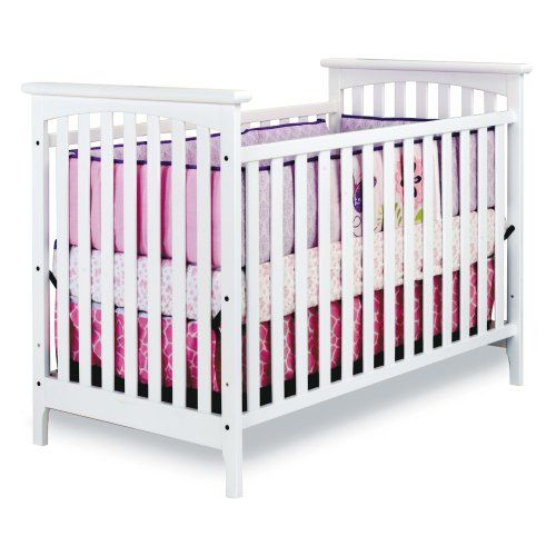 Child Craft Monterey 3-in-1 Stationary Crib, Matte White  http://www.babystoreshop.com/child-craft-monterey-3-in-1-stationary-crib-matte-white-2/