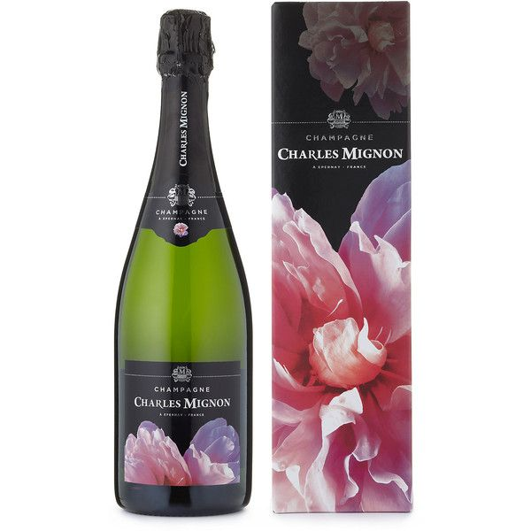 Champagne Charles Mignon 'Hymne à l'Amour' Single Bottle M&S (44 CAD) ❤ liked on Polyvore featuring home, kitchen & dining and bar tools