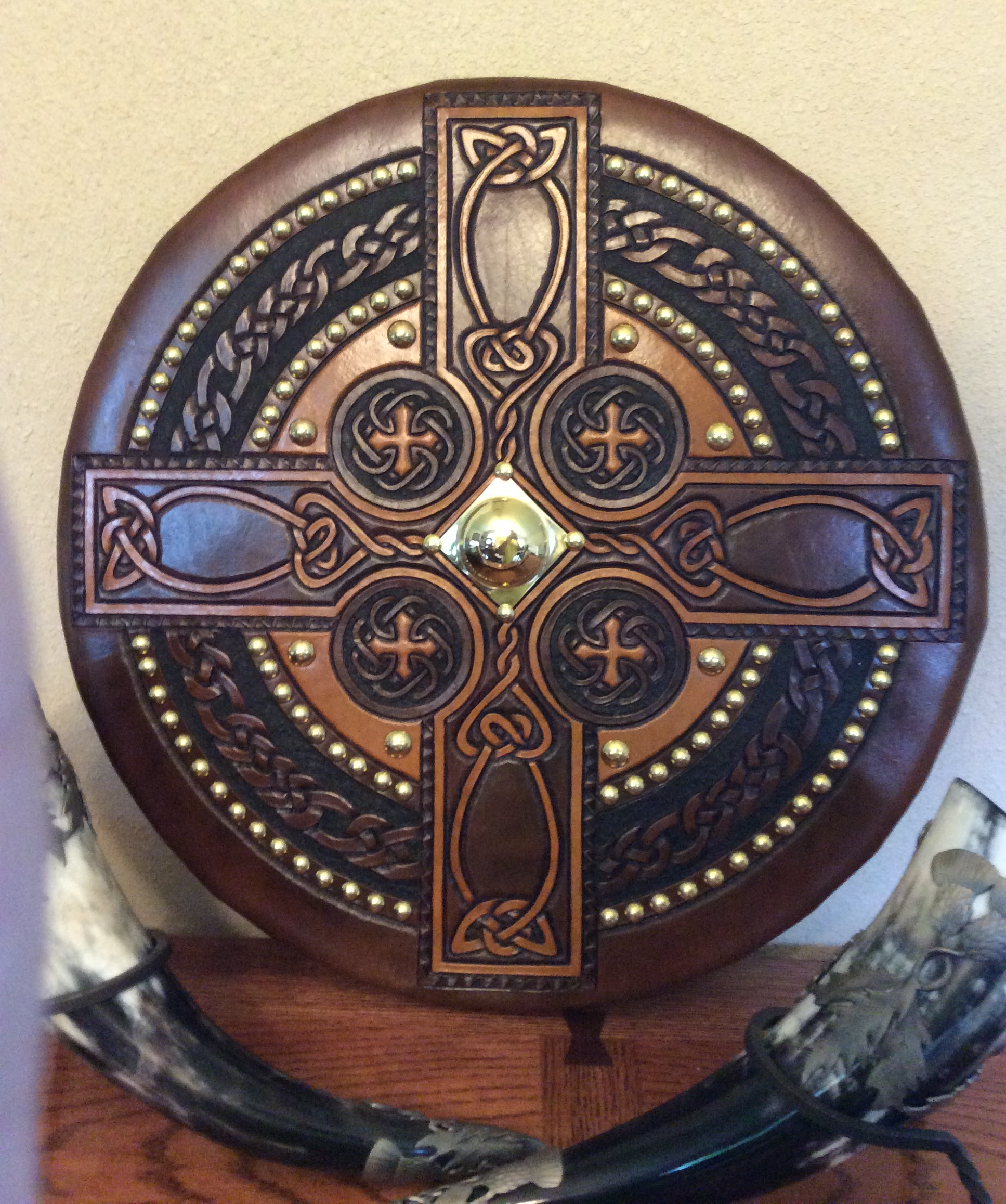 Pin On Scottish Leathercraft