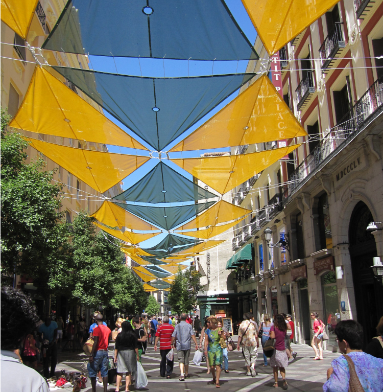 What To Do In Madrid With Kids Shade Structure Design Madrid Pergola
