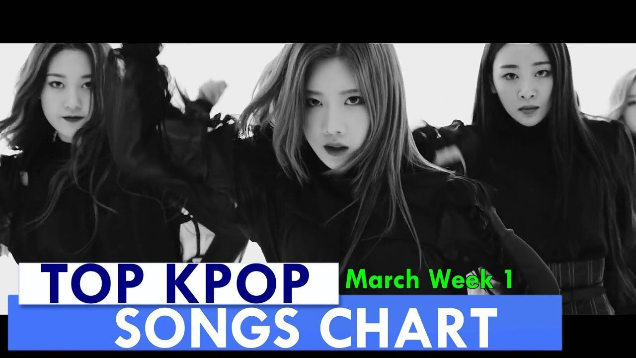 TOP 60 KPOP Songs Chart March Week 1 2019 | KPOP CHART KPC | WEEKLY