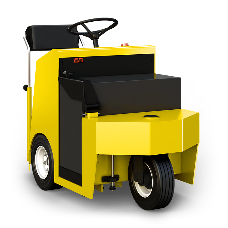 motrec mt 210 tow tractor tugger industrial electric vehicles rh pinterest com