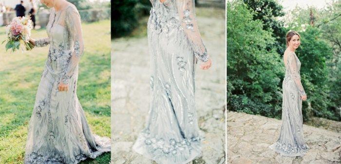 Kleid hochzeit vintage