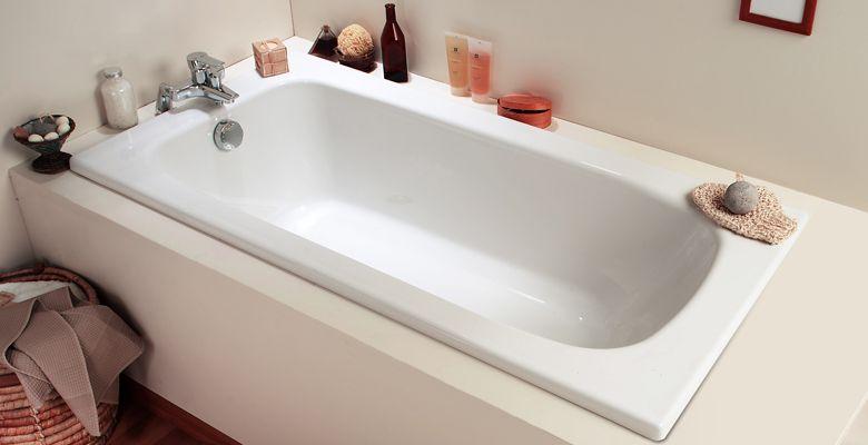 Baignoire sabot FLAVIS   Allibert France   Salle de bain   Pinterest