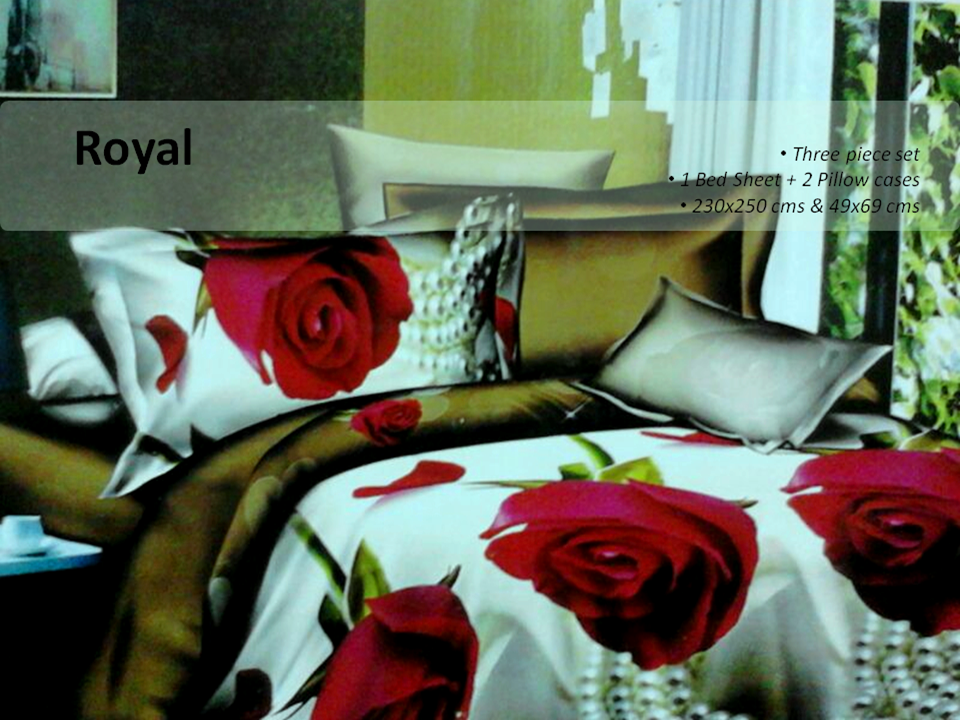 5d Designer Bedsheet Leave A Lasting Impression On Your Guests By Spreading This Floral Print Bed Sheet Set In Your Floral Print Bedding Bed Sheet Sets Bed