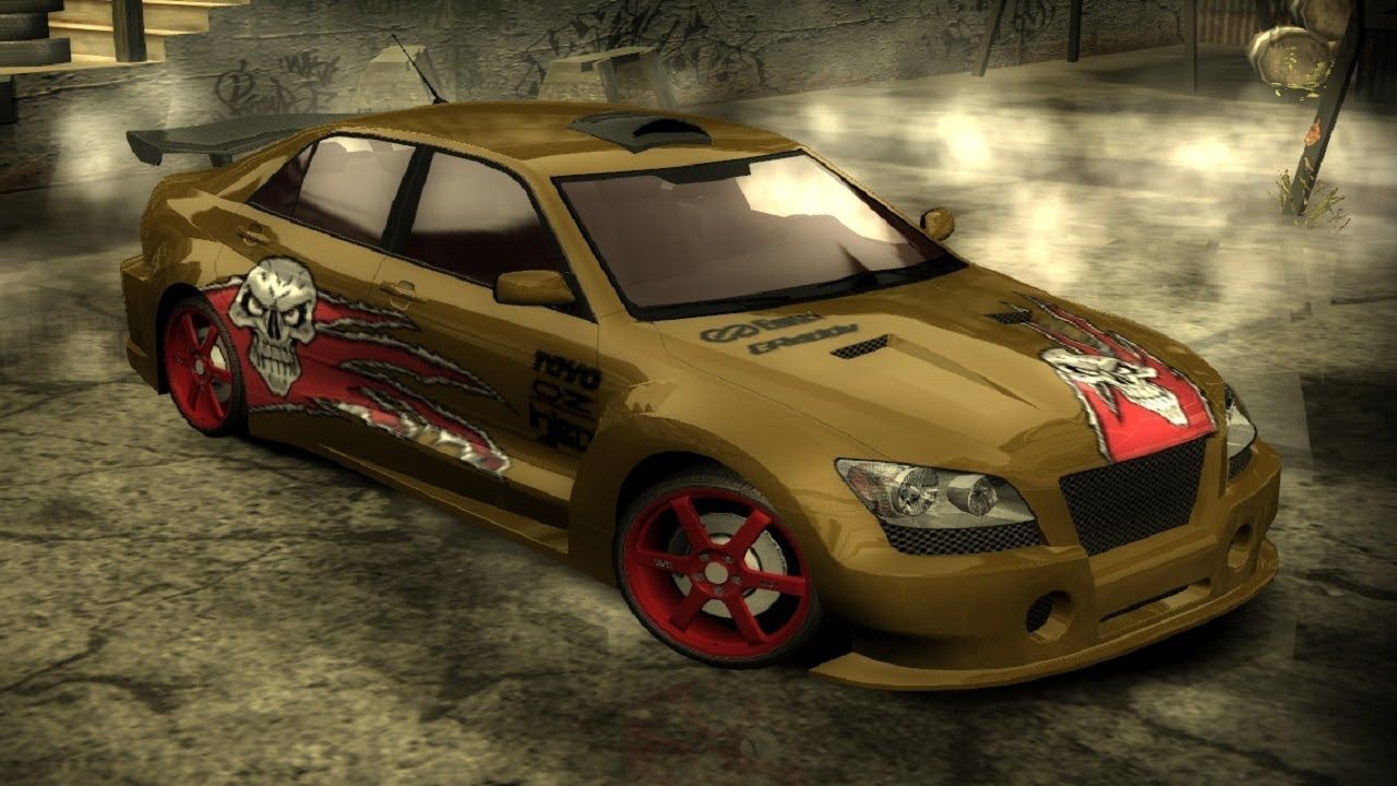 Lexus Is 300 Stadium Hwy 99 Sprint Need For Speed Most