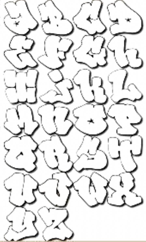 Alphabet Coloring Pages A Z Pdf Luxury Bubble Letter Writing Font Letters Alphabet Printabl Graffiti Alphabet Graffiti Alphabet Styles Graffiti Lettering Fonts