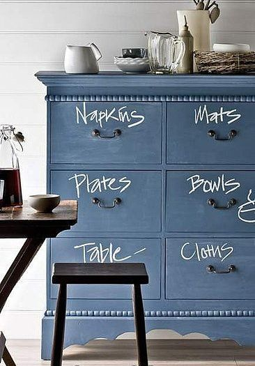Diy Fun Furniture Trends Paint An Old Dresser With Colored