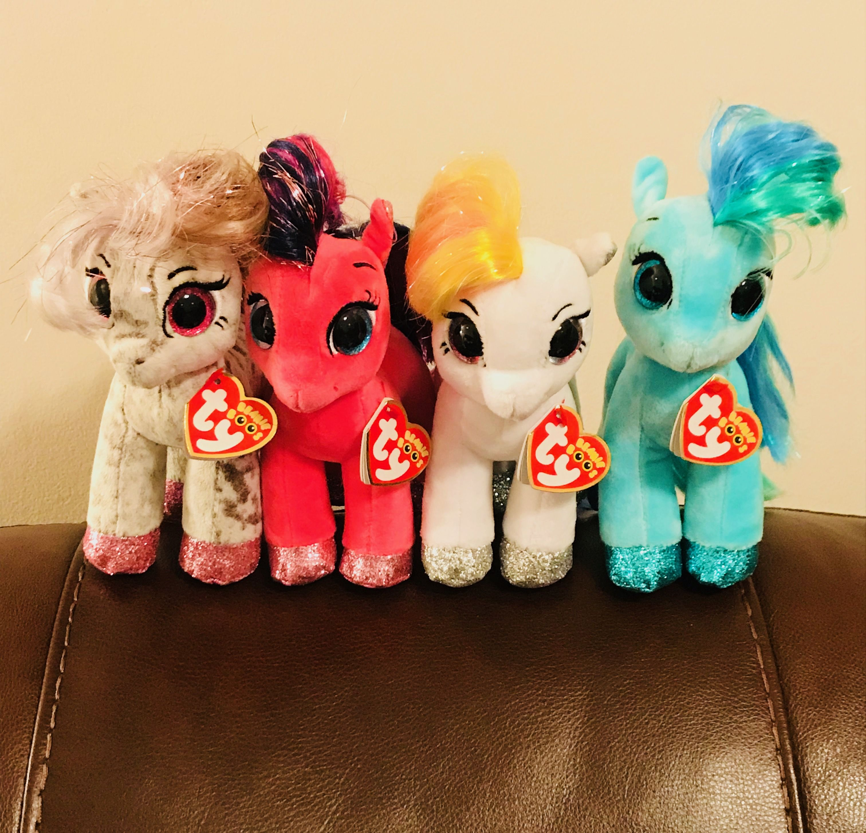 03222aa9ca8 Ty Beanie Boo Ponies  CINNAMON