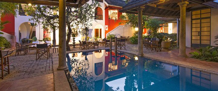 Boutique Hotel At Malabar House Cochin Best Parade Road Fort