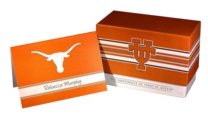 University Of Texas Stationery Gift Box
