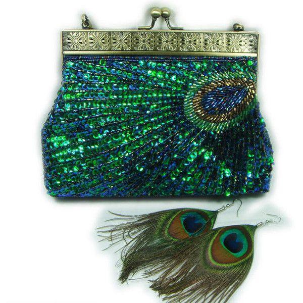 сумки peacock feathers: 386 изображений найдено в Яндекс.Картинках ❤ liked on Polyvore featuring bags